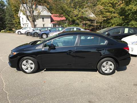 2015 Honda Civic for sale in Farmington, ME