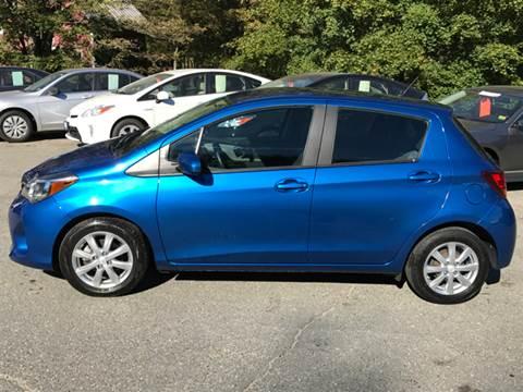 2015 Toyota Yaris for sale in Farmington, ME