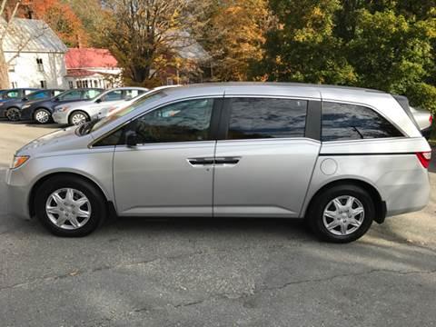 2012 Honda Odyssey for sale in Farmington, ME