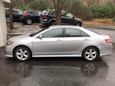 2010 Toyota Camry for sale at MICHAEL MOTORS in Farmington ME
