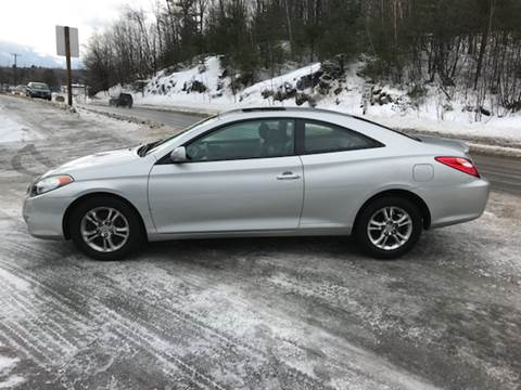 2006 Toyota Camry Solara for sale at MICHAEL MOTORS in Farmington ME