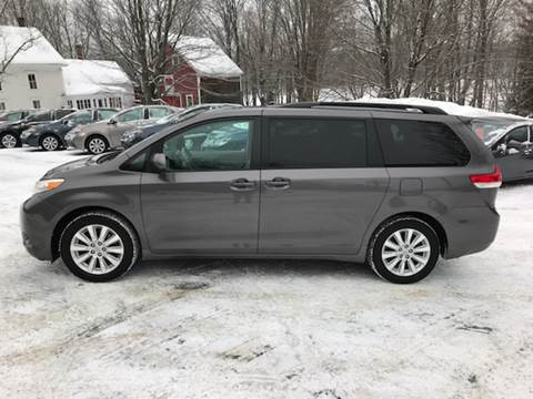 2011 Toyota Sienna for sale at MICHAEL MOTORS in Farmington ME