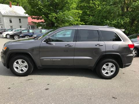 2015 Jeep Grand Cherokee for sale at MICHAEL MOTORS in Farmington ME