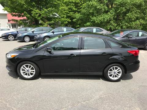 2015 Ford Focus for sale at MICHAEL MOTORS in Farmington ME