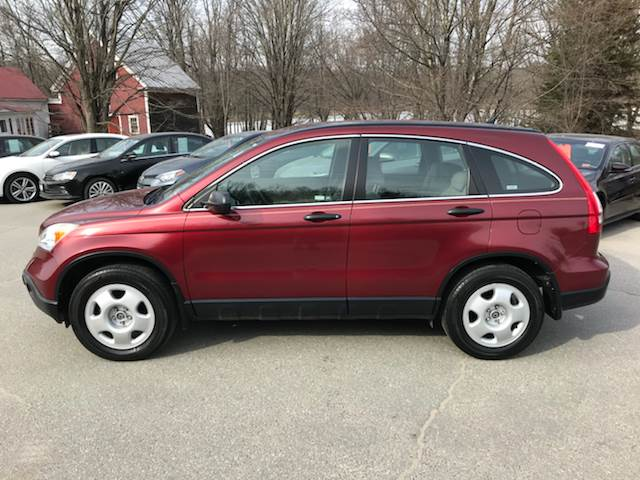 2009 Honda CR V AWD LX 4dr SUV   Farmington ME
