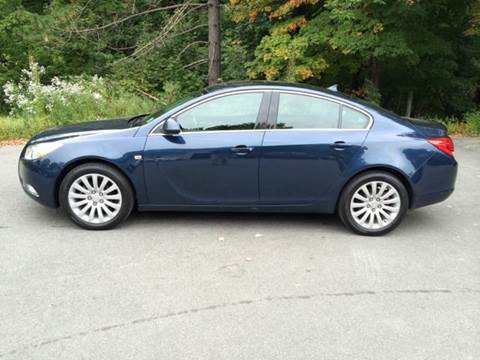2011 Buick Regal for sale at MICHAEL MOTORS in Farmington ME