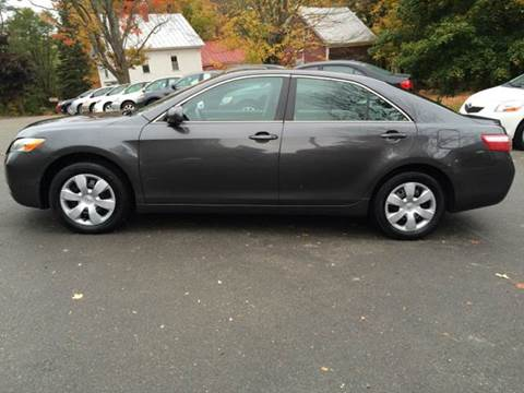 2009 Toyota Camry for sale at MICHAEL MOTORS in Farmington ME