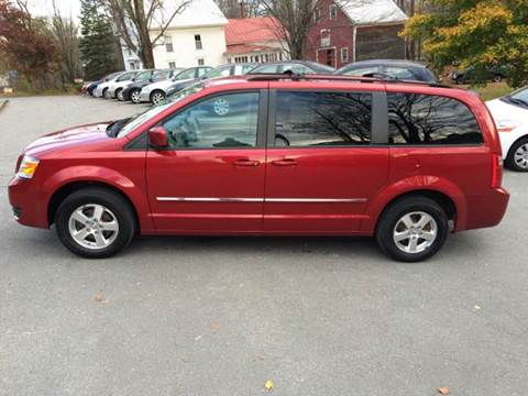 2008 Dodge Grand Caravan for sale at MICHAEL MOTORS in Farmington ME