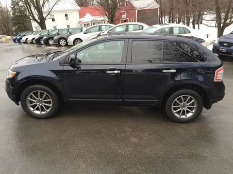 2008 Ford Edge for sale at MICHAEL MOTORS in Farmington ME