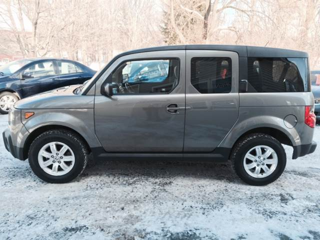 2008 honda element ex awd wagon crossover in farmington me michael motors. Black Bedroom Furniture Sets. Home Design Ideas
