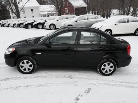 2007 Hyundai Accent for sale at MICHAEL MOTORS in Farmington ME