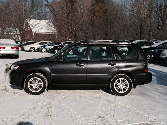 2008 Subaru Forester Sports 2 5 X Awd Wagon In Farmington Me