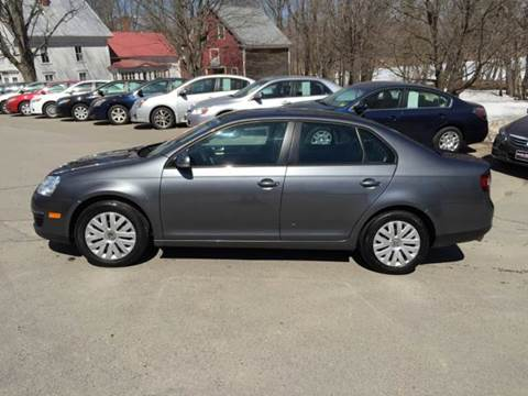 2010 Volkswagen Jetta for sale at MICHAEL MOTORS in Farmington ME