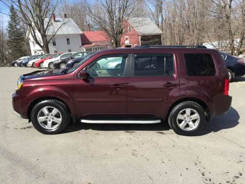 2009 Honda Pilot for sale at MICHAEL MOTORS in Farmington ME