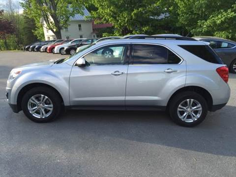 2012 Chevrolet Equinox for sale at MICHAEL MOTORS in Farmington ME