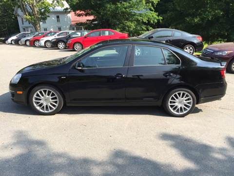 2009 Volkswagen Jetta for sale at MICHAEL MOTORS in Farmington ME