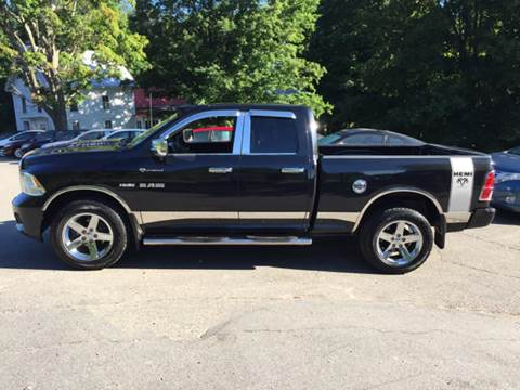 2009 Dodge Ram Pickup 1500 for sale at MICHAEL MOTORS in Farmington ME