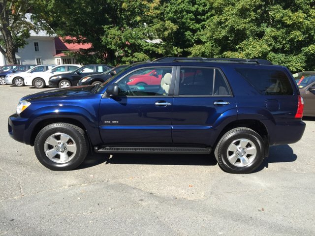 2007 toyota 4runner sr5 4dr suv 4wd v6 in farmington me michael motors. Black Bedroom Furniture Sets. Home Design Ideas
