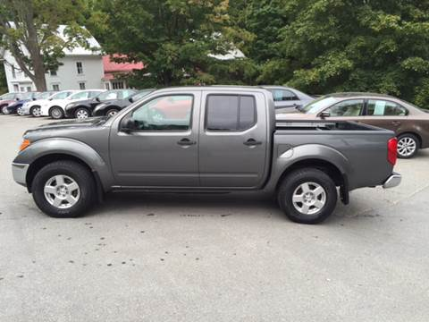 2008 Nissan Frontier for sale at MICHAEL MOTORS in Farmington ME
