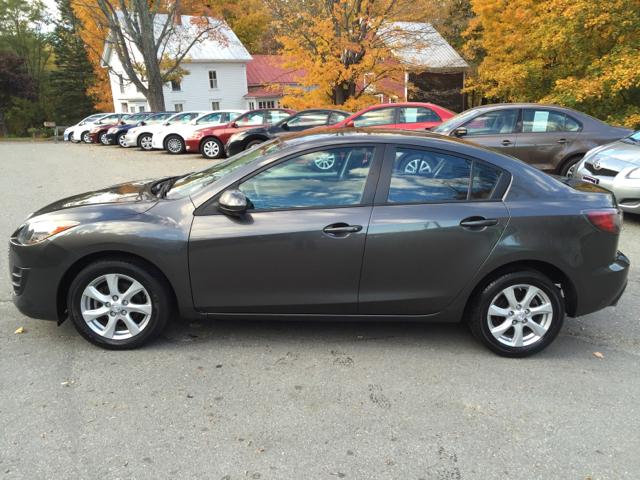 2010 Mazda MAZDA3 for sale at MICHAEL MOTORS in Farmington ME