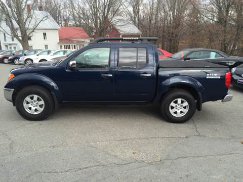 2006 Nissan Frontier for sale at MICHAEL MOTORS in Farmington ME