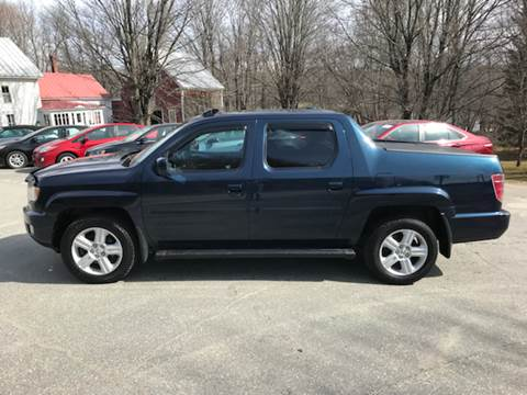 2009 Honda Ridgeline for sale at MICHAEL MOTORS in Farmington ME