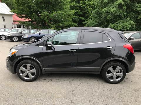 2014 Buick Encore for sale at MICHAEL MOTORS in Farmington ME