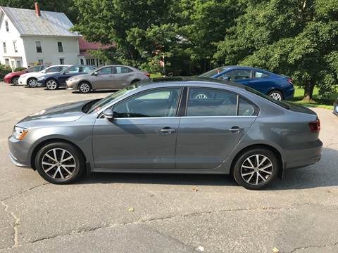 2017 Volkswagen Jetta for sale at MICHAEL MOTORS in Farmington ME