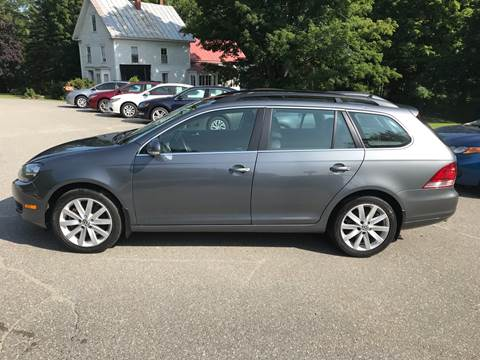 2011 Volkswagen Jetta for sale at MICHAEL MOTORS in Farmington ME