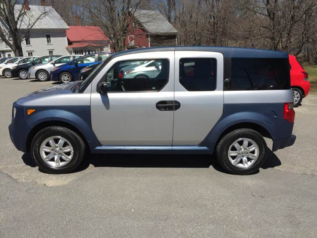2006 honda element ex awd 4dr suv w automatic in farmington me michael motors. Black Bedroom Furniture Sets. Home Design Ideas