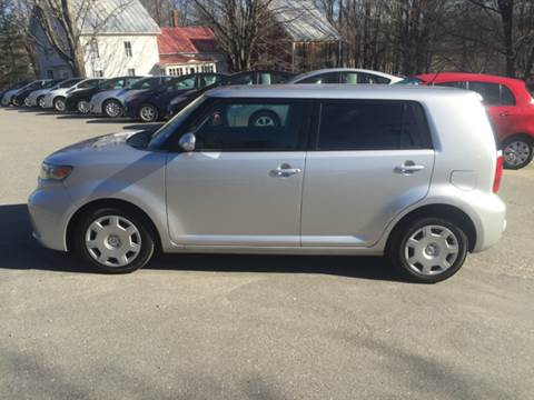 2009 Scion xB for sale at MICHAEL MOTORS in Farmington ME