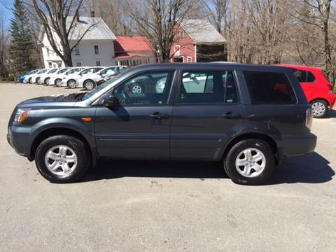 2006 Honda Pilot for sale at MICHAEL MOTORS in Farmington ME