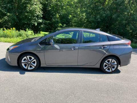 2017 Toyota Prius for sale at MICHAEL MOTORS in Farmington ME