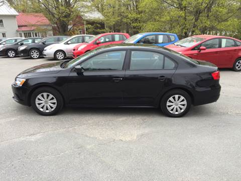2014 Volkswagen Jetta for sale at MICHAEL MOTORS in Farmington ME