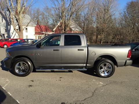 2013 RAM Ram Pickup 1500 for sale at MICHAEL MOTORS in Farmington ME