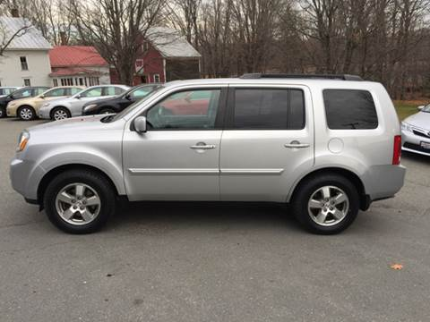 2011 Honda Pilot for sale at MICHAEL MOTORS in Farmington ME