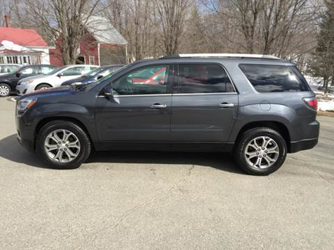 2014 GMC Acadia for sale at MICHAEL MOTORS in Farmington ME