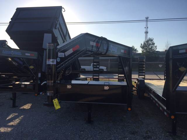 2016 Load Trail 83 X 20 GOOSENECK TRAILER WITH