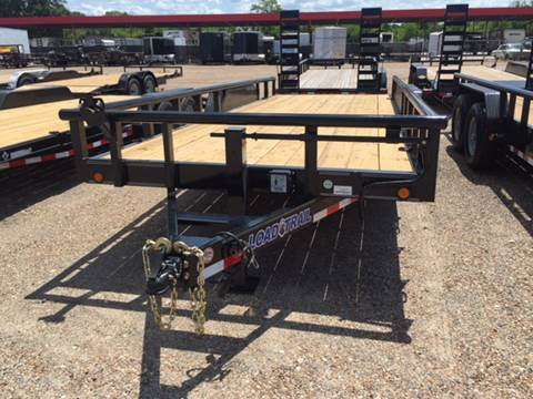 2016 Load Trail 83 X 20 PIPE TOP UTILITY