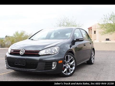 2013 Volkswagen GTI for sale in Phoenix, AZ