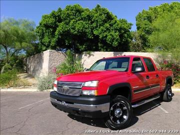 2005 Chevrolet Silverado 2500HD for sale in Phoenix, AZ