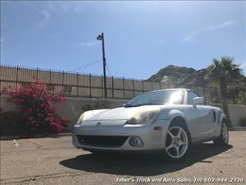 2003 Toyota MR2 Spyder for sale in Phoenix, AZ
