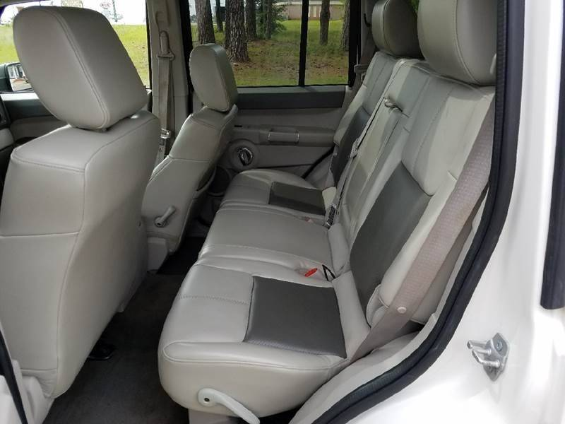 2007 Jeep Commander Limited 4dr SUV - Enterprise AL