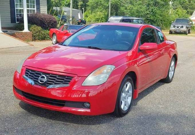 2009 Nissan Altima 2.5 S 2dr Coupe CVT - Enterprise AL
