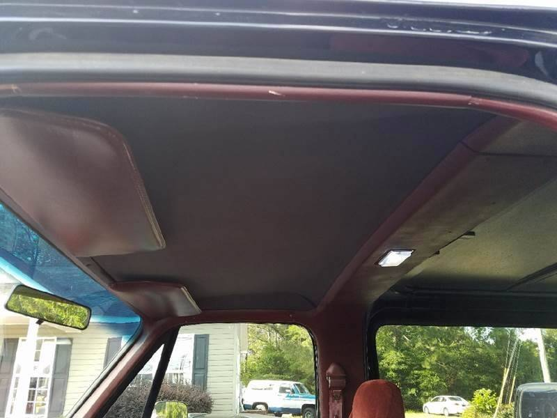 1986 Chevrolet Blazer 2dr Silverado 4WD SUV - Enterprise AL