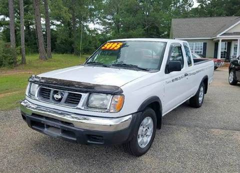 1998 Nissan Frontier