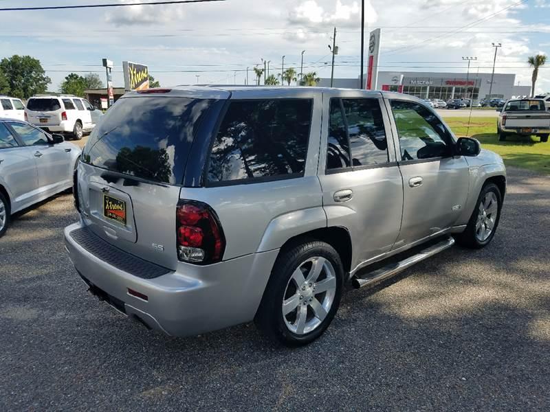 2008 Chevrolet TrailBlazer 4x2 SS 4dr SUV w/3SS - Enterprise AL
