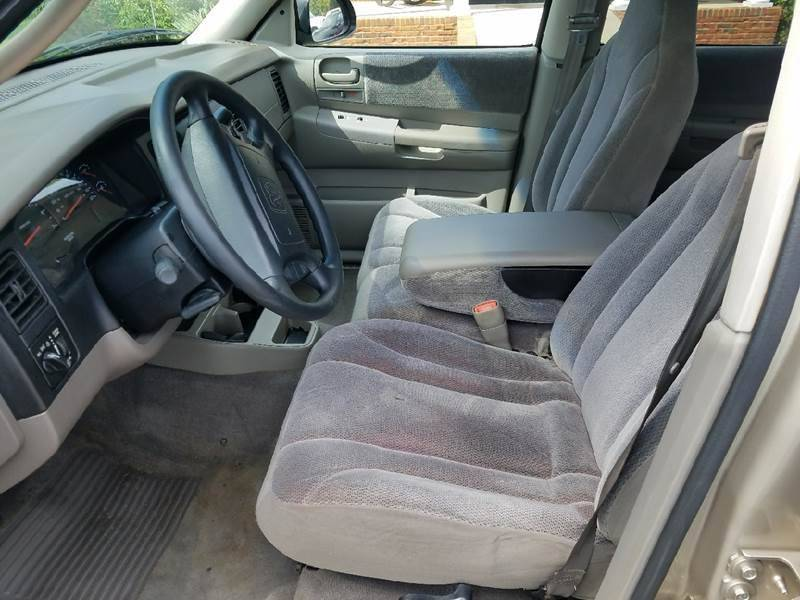 2002 Dodge Dakota 4dr Quad Cab SLT Plus 2WD SB - Enterprise AL