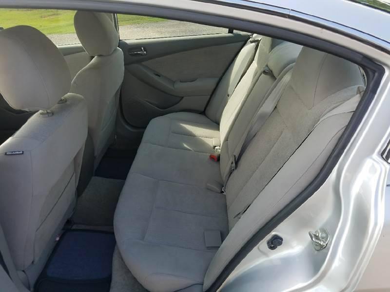 2012 Nissan Altima 2.5 S 4dr Sedan - Enterprise AL