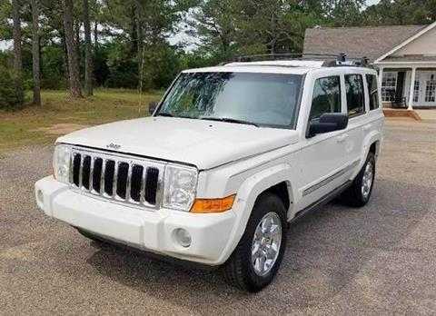 2007 Jeep Commander for sale in Enterprise, AL